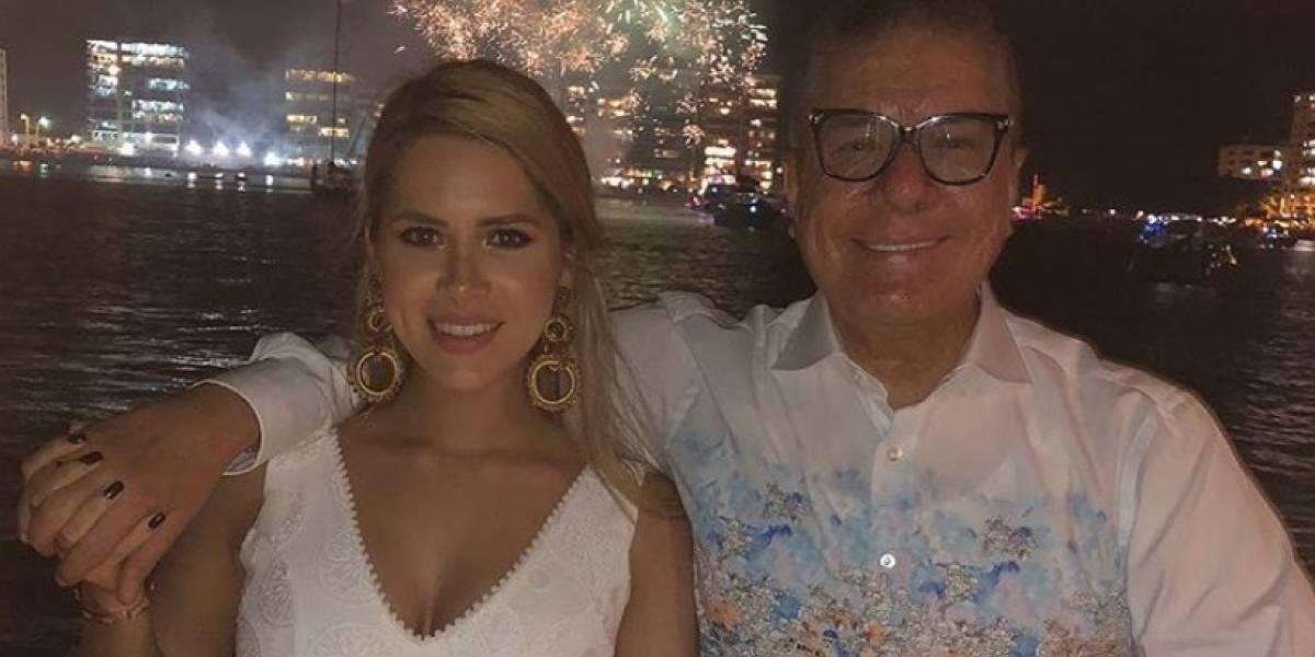 Fotos: Así lucía antes Rosibel Zambrano, esposa de Vito Muñoz