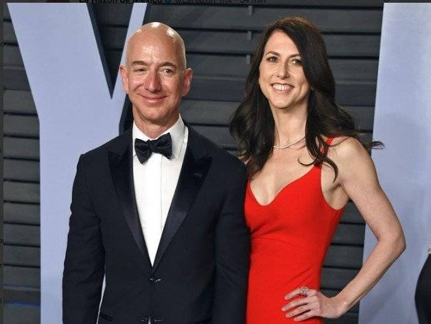 Jeff Bezos Getty Images