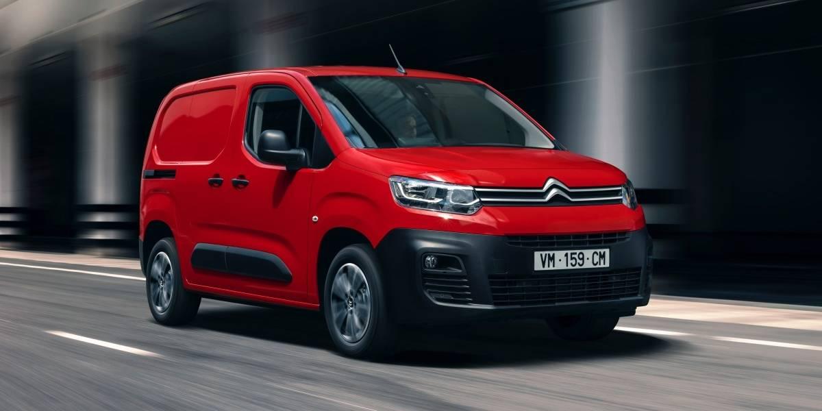 Citroën presenta la reforzada y renovada New Berlingo