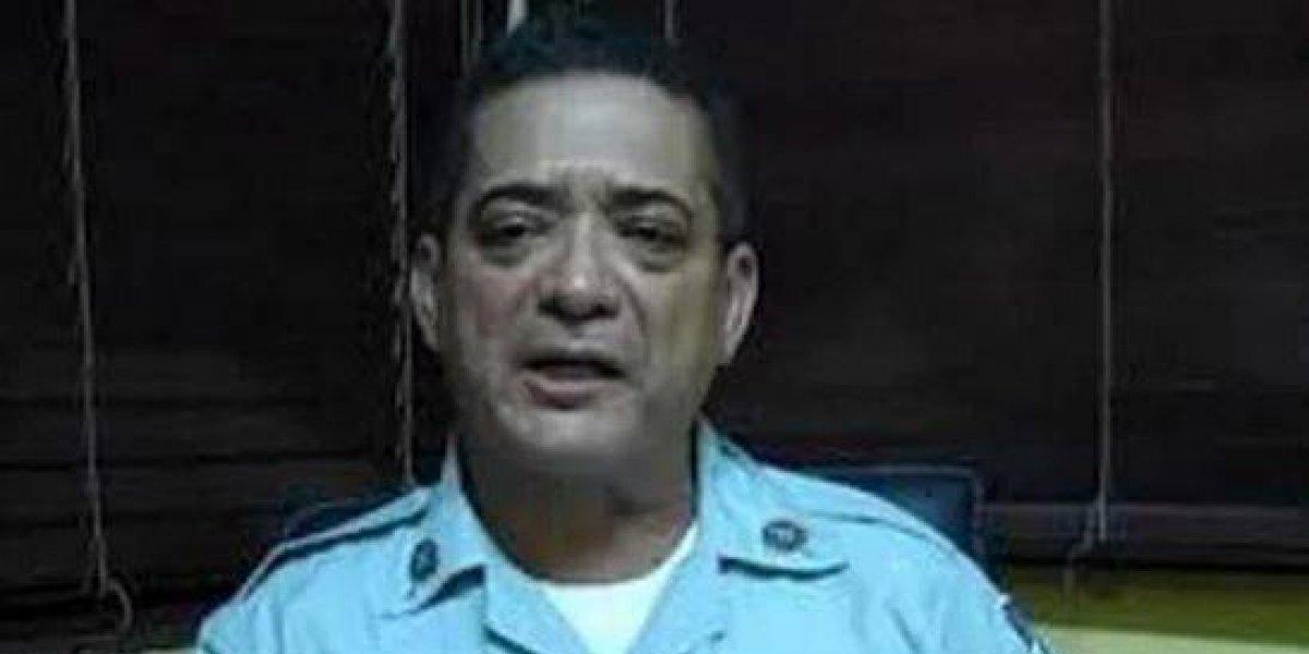 Apresan a segundo imputado por muerte de coronel Ramos