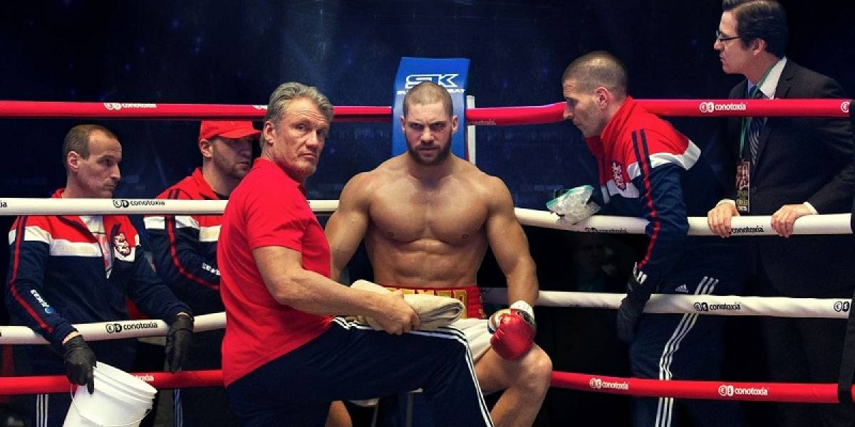 "El regreso de la pesadilla Drago ""Creed 2"""