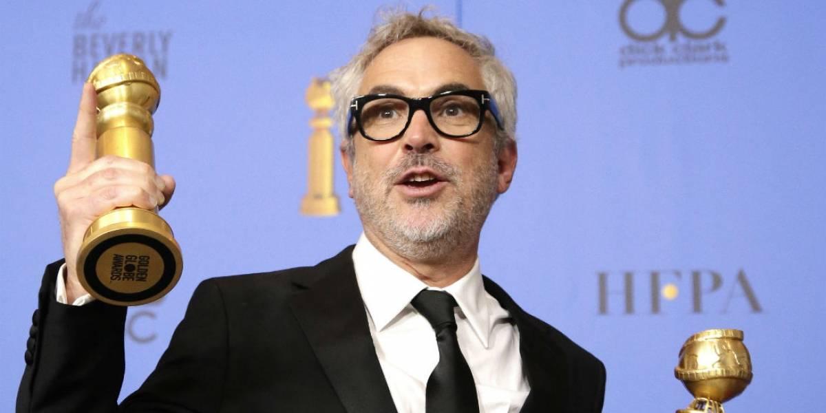 Ofensivo y ridículo que Roma se haya subtitulado al español: Alfonso Cuarón