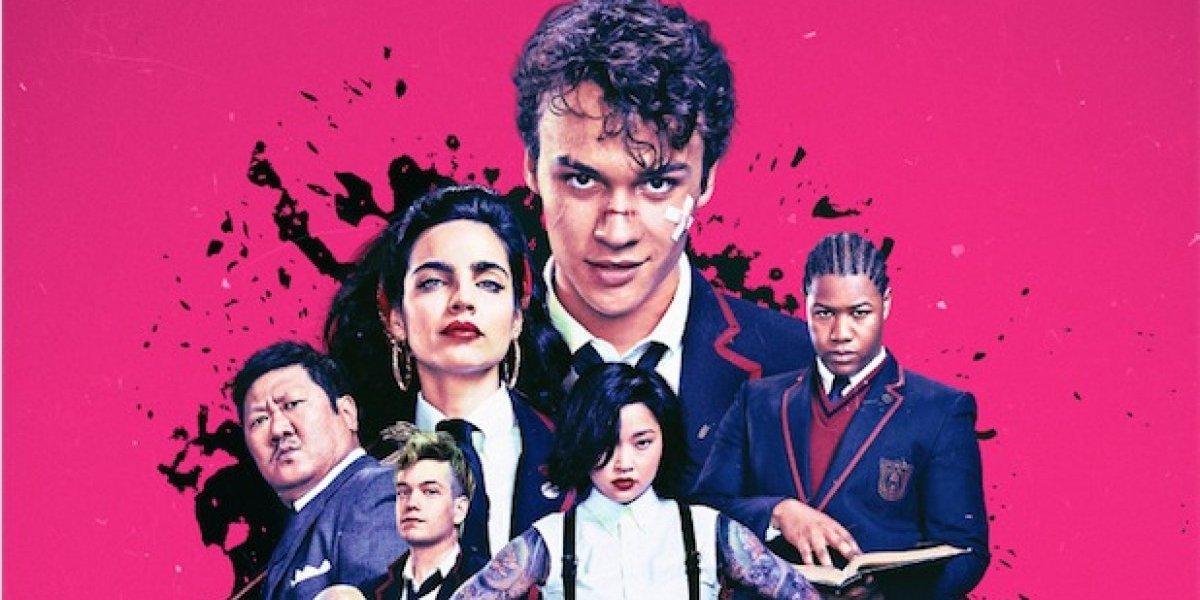 "La serie ""Deadly Class"" llega a la pantalla chica de mano de los productores de ""Avengers"""