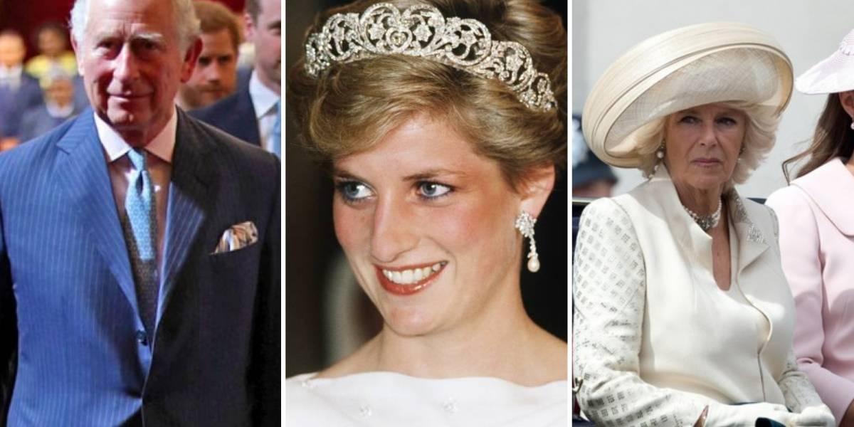 Pivô da separação de Lady Di, Camilla Parker poderia ter sofrido o mesmo problema com príncipe Charles