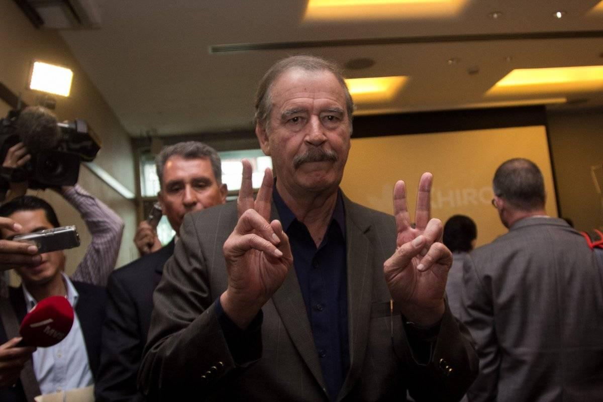 Vicente Fox, ex presidente de México. Foto: Cuartoscuro
