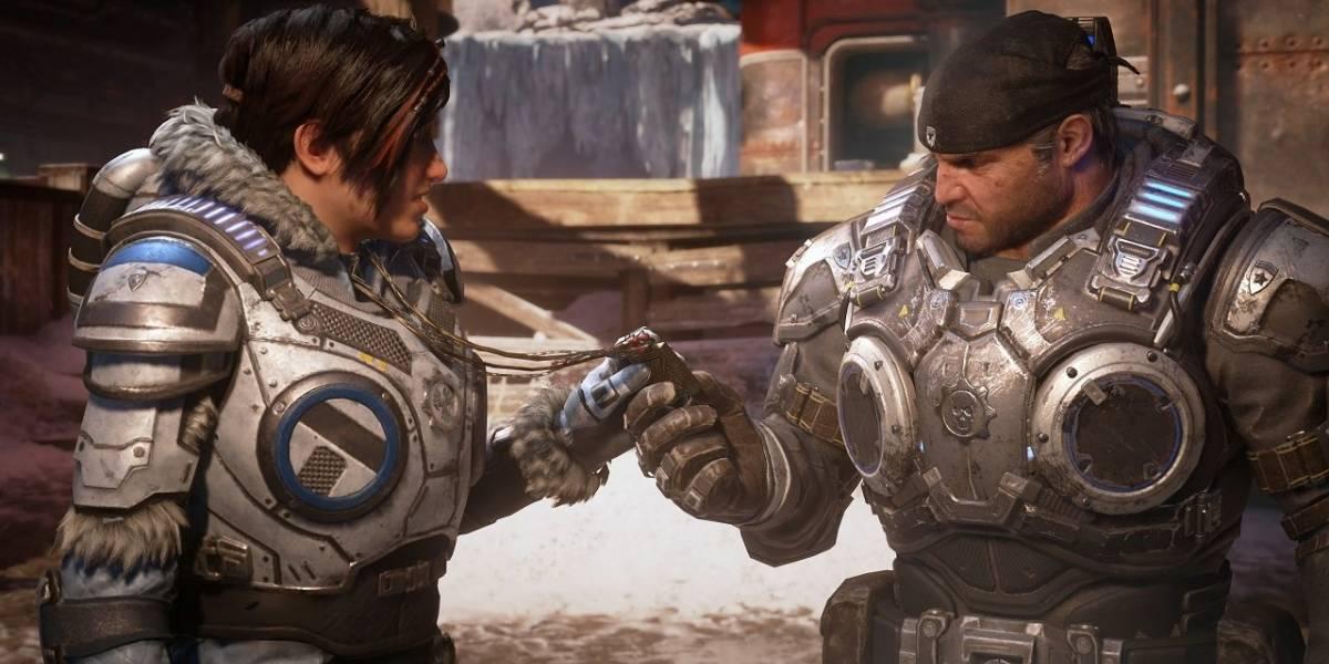 Microsoft confirma que Gears 5 se lanzará durante este 2019