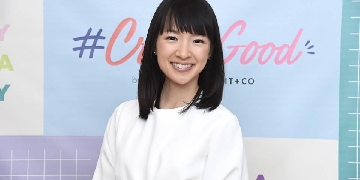 ¡A ordenar con Marie Kondo!: así es la japonesa que se volvió un fenómeno mundial gracias a Netflix y que es furor en Chile