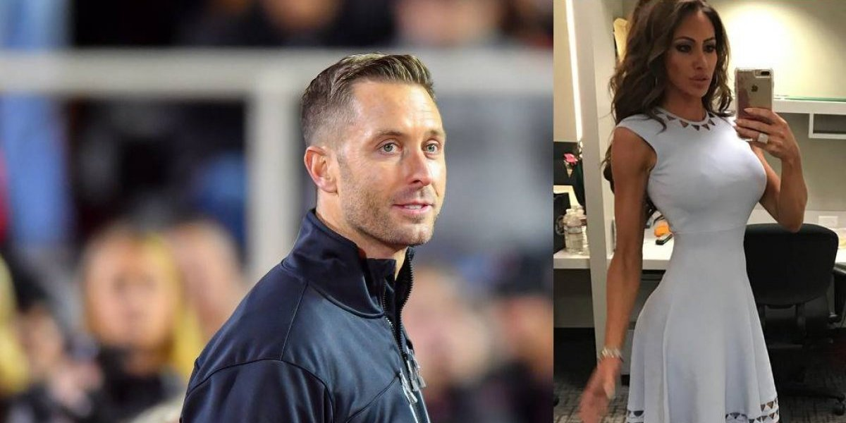 Kingsbury, coach de Arizona, sale con guapa conductora