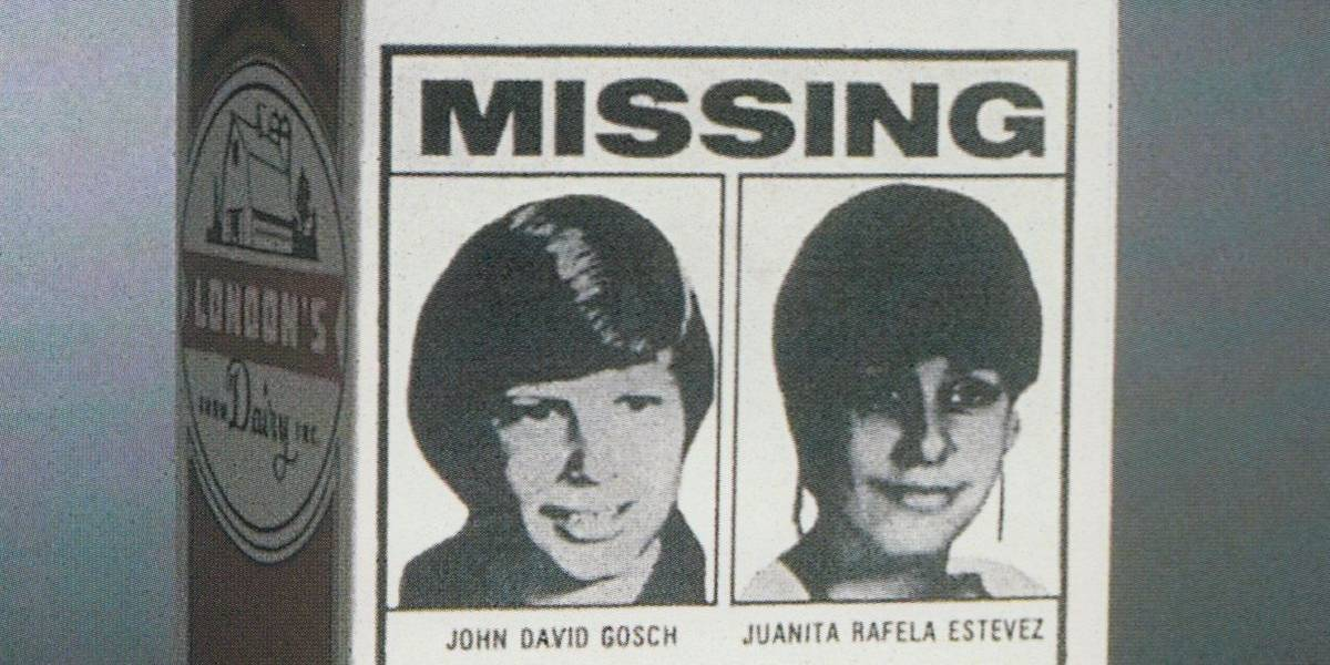 Proyecto de ley busca incluir a desaparecidos en etiquetas y boletas