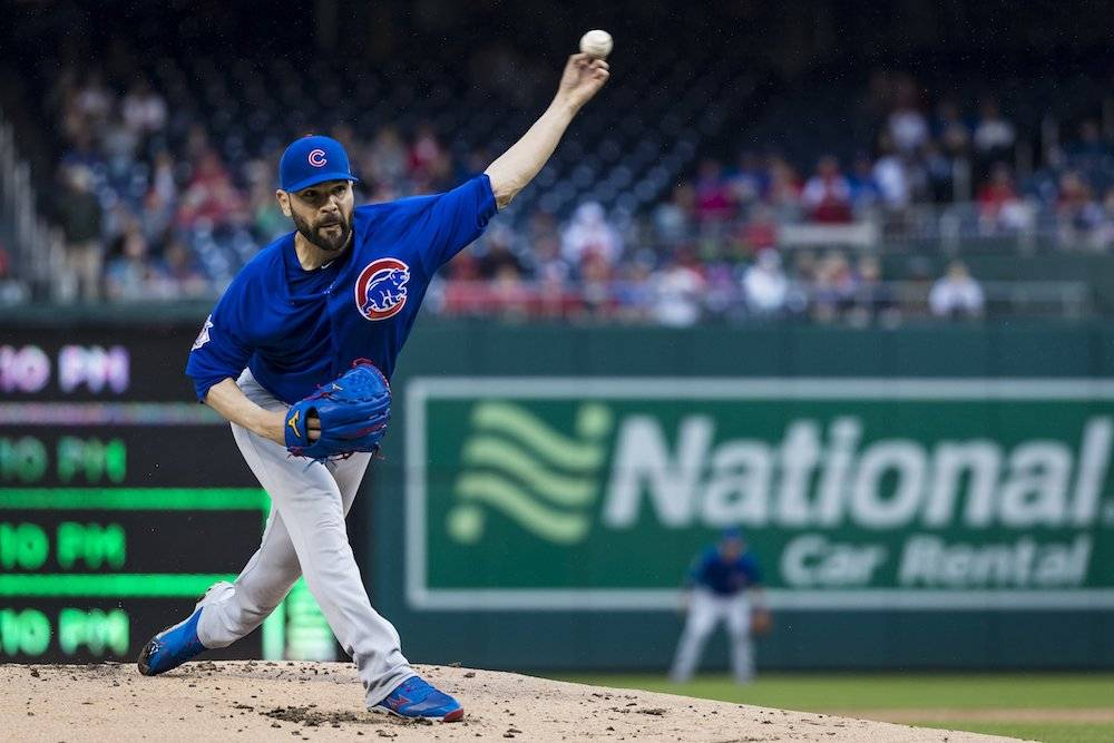 Su último equipo en GL fueron los Cubs de Chicago. / Getty Images