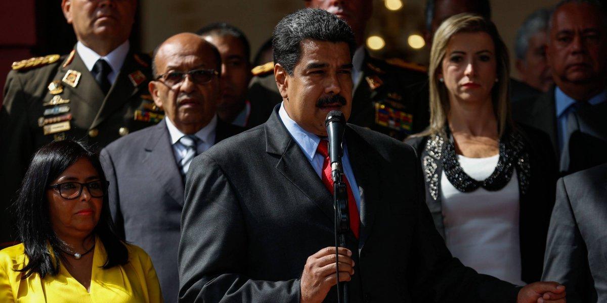 América se divide ante investidura de Nicolás Maduro en Venezuela