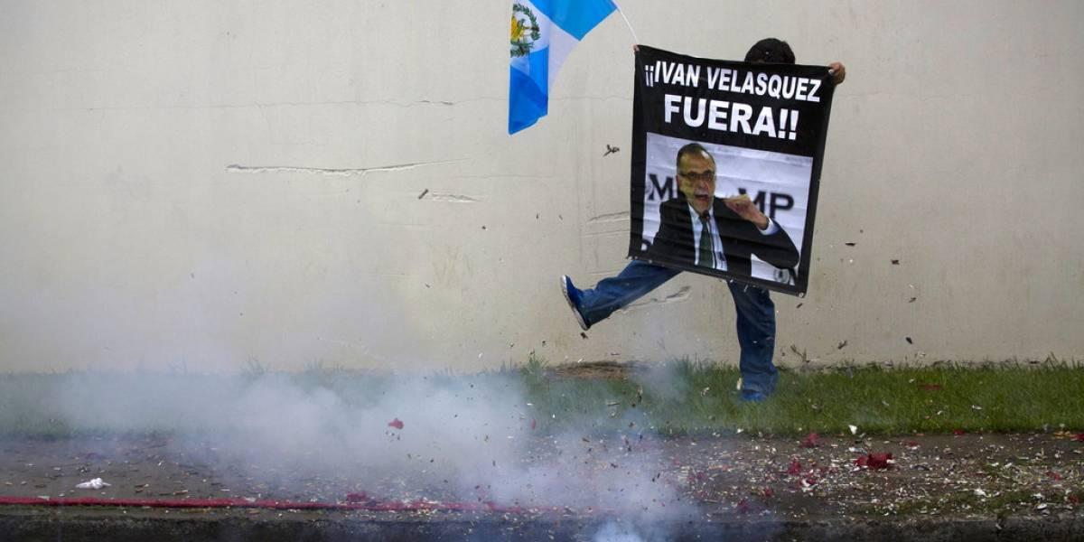 Temen retrocesos en lucha anticorrupción en Guatemala