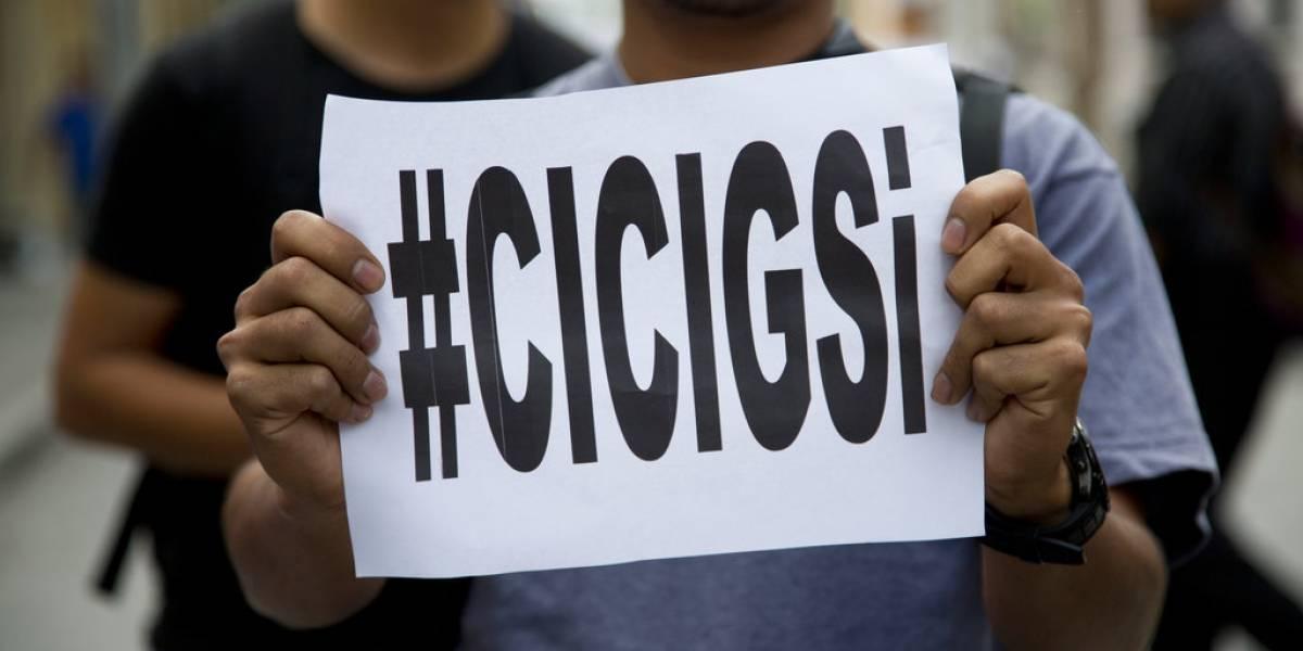 Protestan en Guatemala para exigir la renuncia del presidente Jimmy Morales