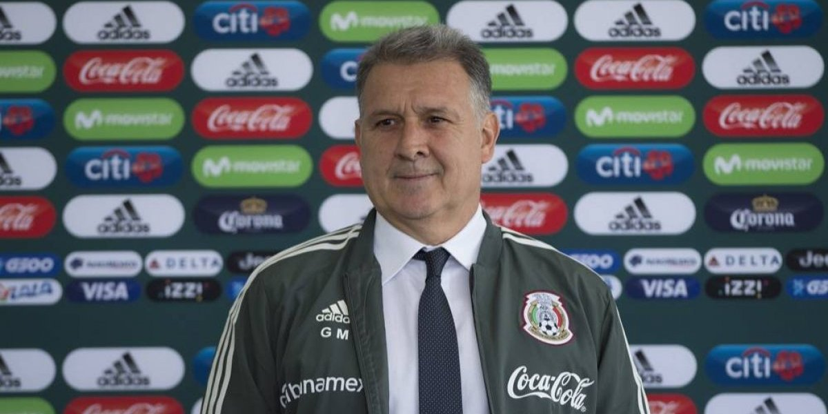 "Paraguayo Martínez le desea éxito al ""Tata"" con México"