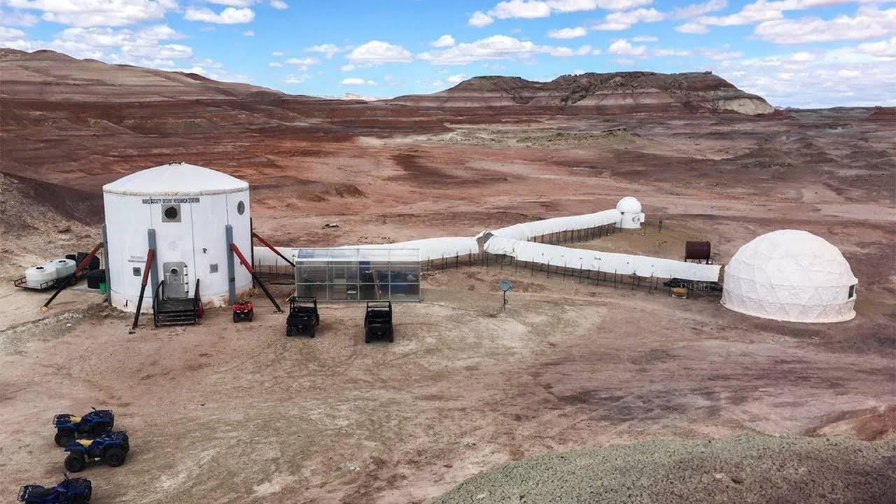 Científicos colombianos estudiarán Marte en un ambiente simulado