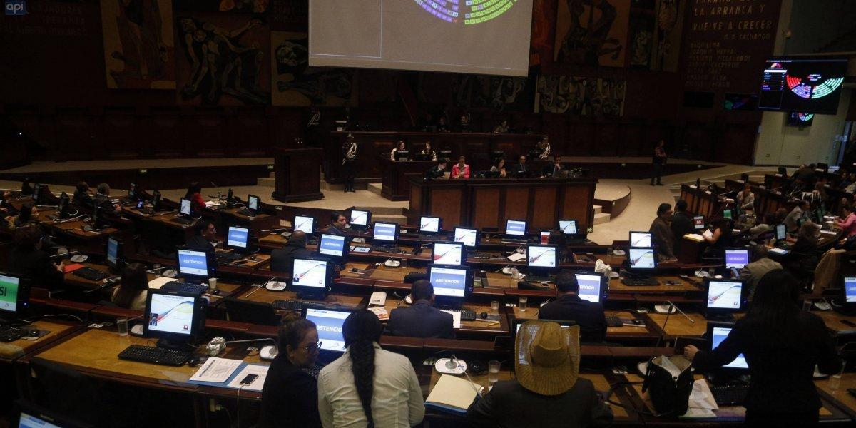 Asamblea Nacional solicita la aplicación de la Ley de eficiencia de trámites