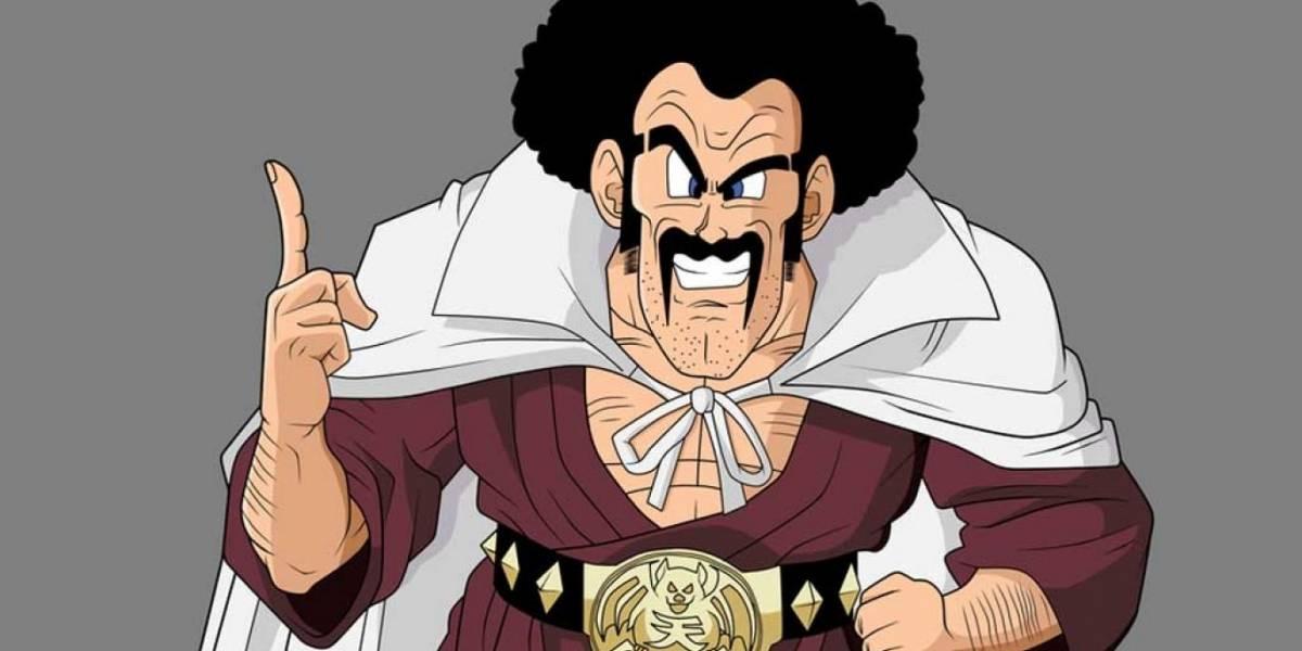 """Compadre Moncho y un cosplay de culto: """"Mr. Satán"""""""
