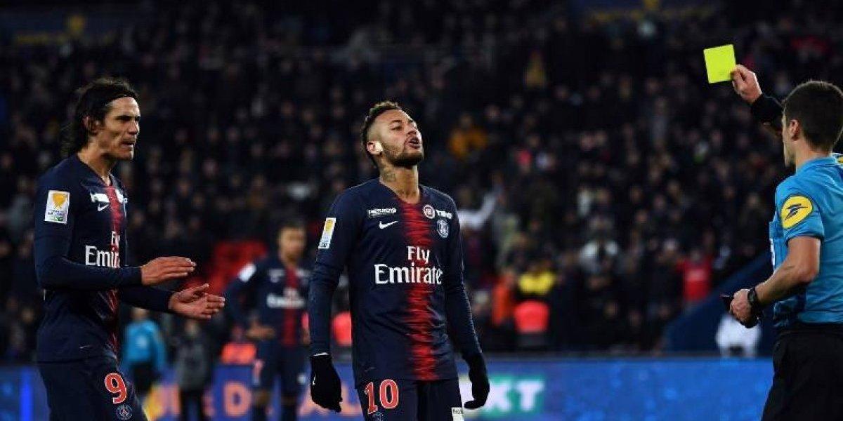 El PSG de Neymar queda eliminado de la Copa de la Liga