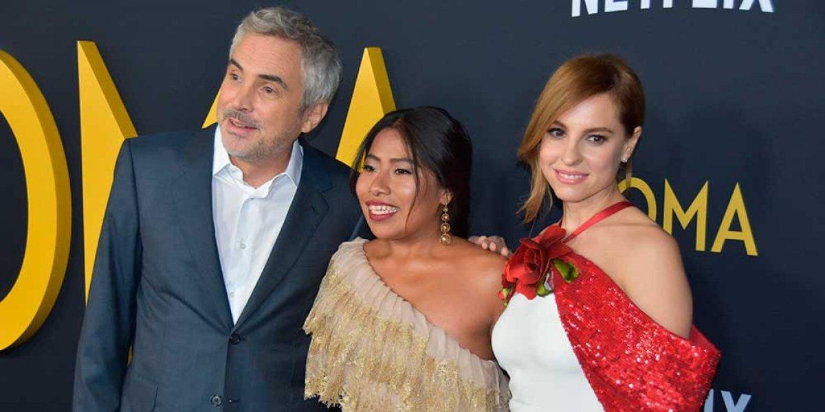 Roma: Primera cinta de Netflix en ser nominada a Mejor Película en los Oscar