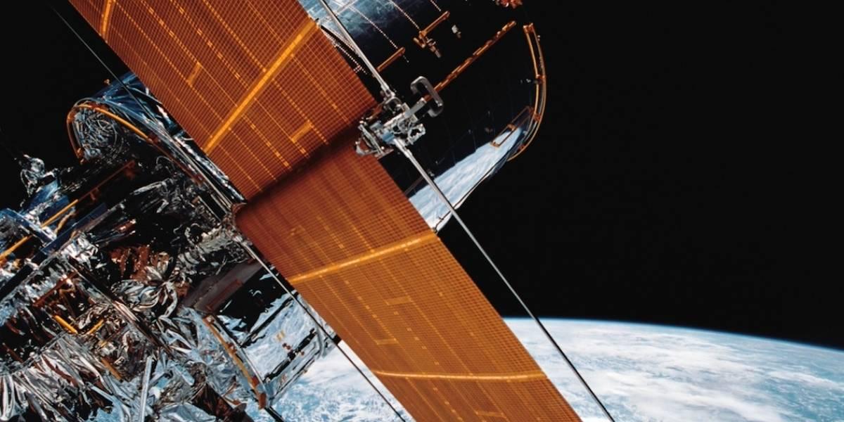 Falla cámara principal del telescopio espacial Hubble