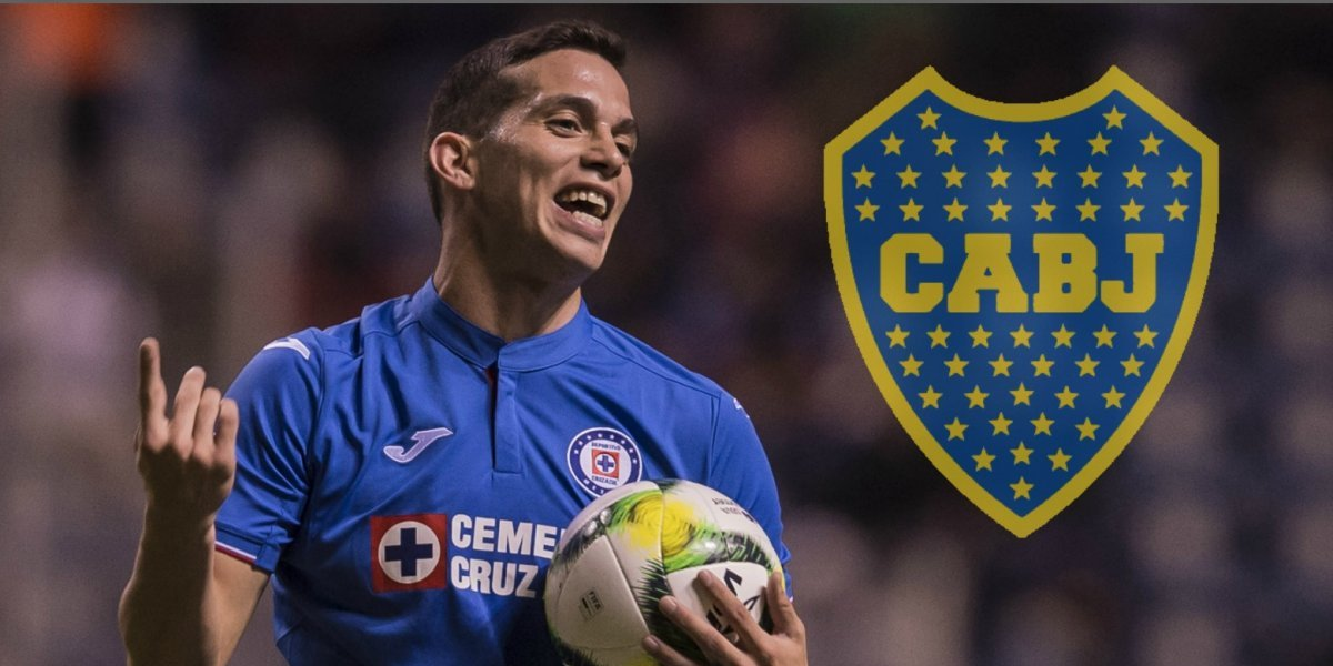 Técnico de Boca confirma interés por Marcone, sin cláusula con Cruz Azul