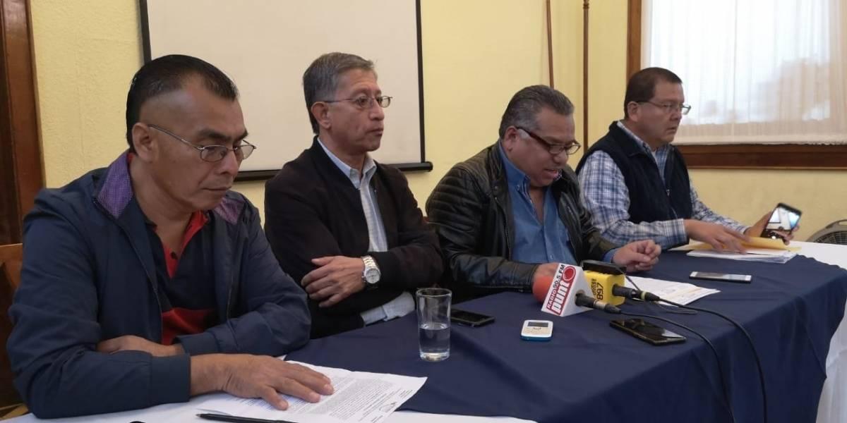Sindicatos indican que acciones de Jimmy Morales han creado inestabilidad