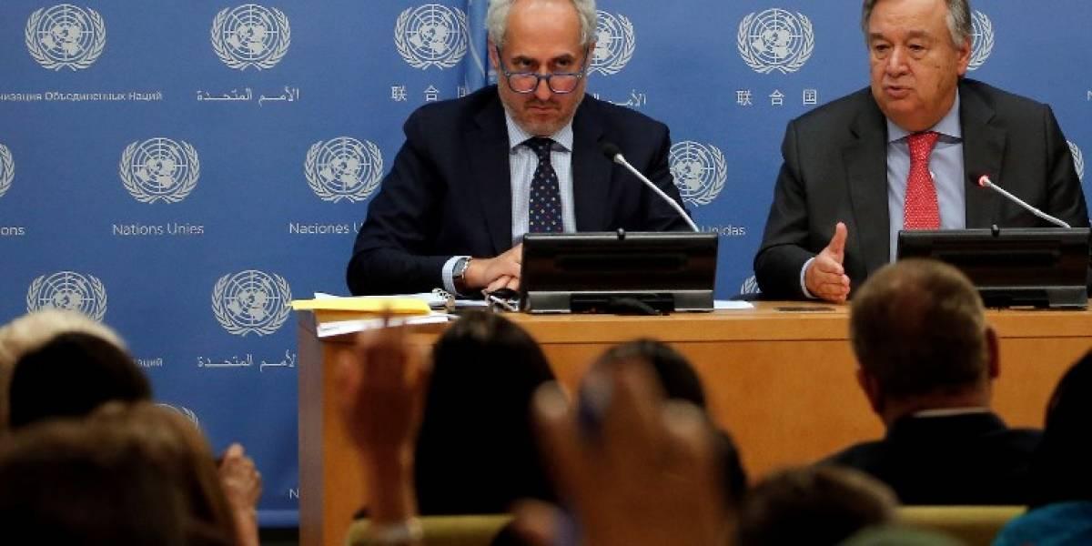 ONU insiste en que CICIG terminará su mandato hasta septiembre
