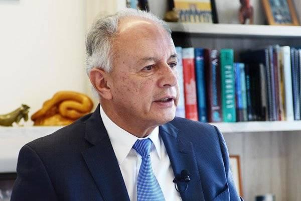 Francisco Trigo, coordinador de Relaciones y Asuntos Internacionales de la UNAM. Foto: UNAM