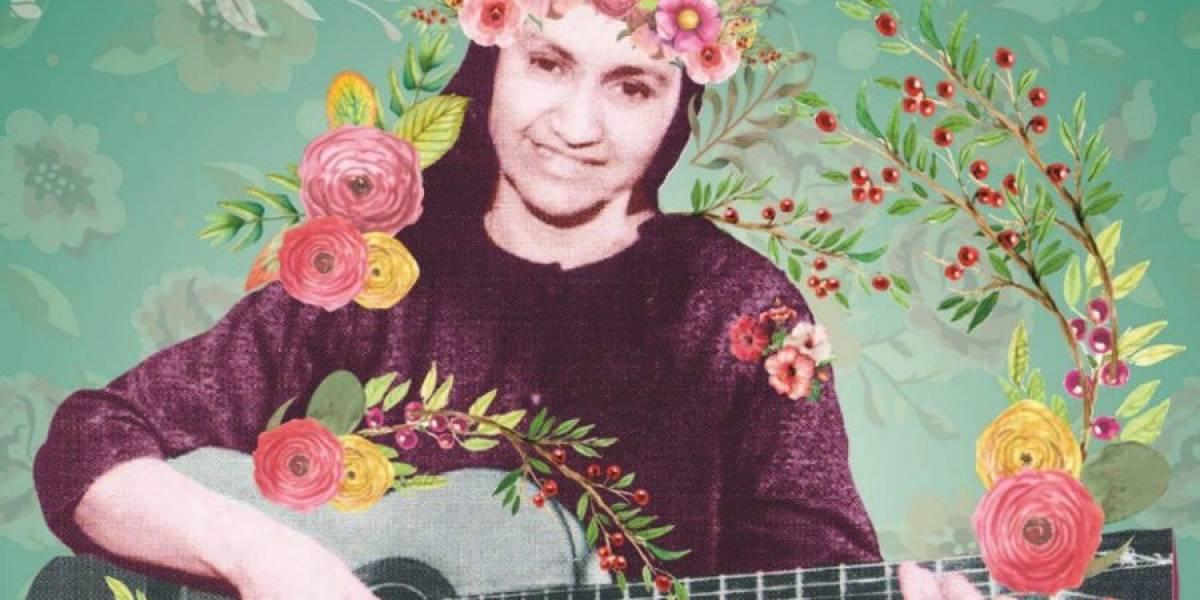"""El """"ahijado"""" de Violeta Parra que cantó en su carpa y ahora mata el tiempo concursando en la televisión"""
