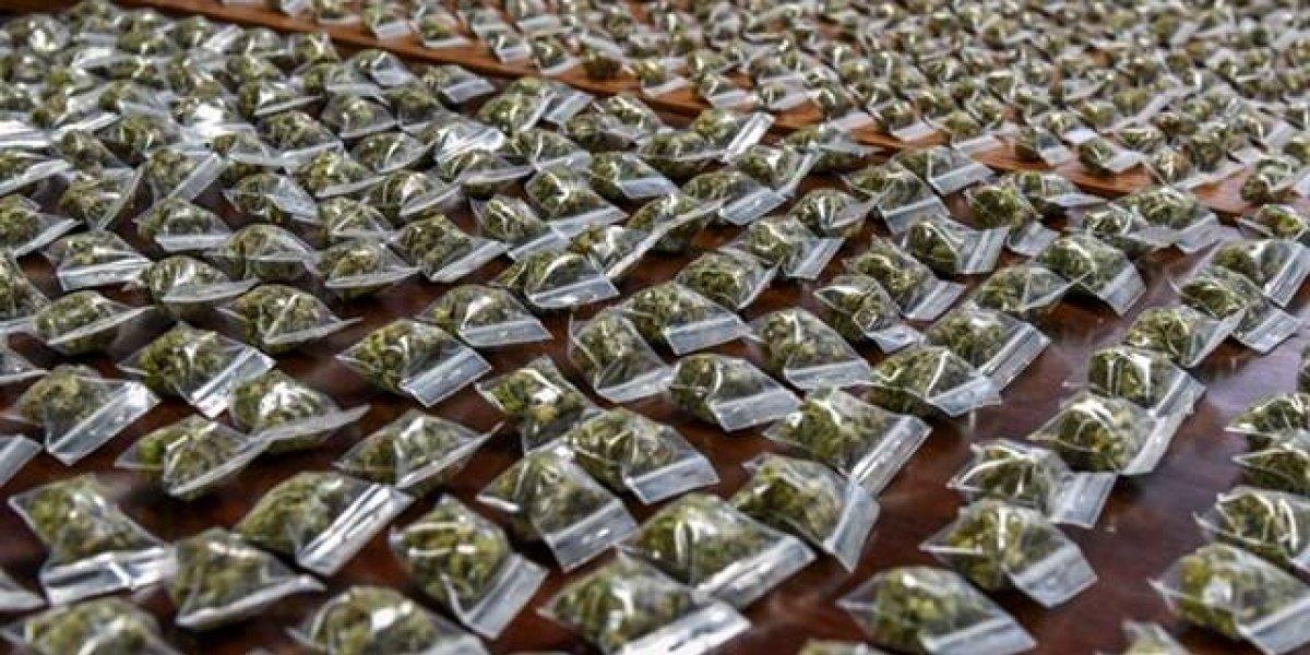 Arrestan hombre con 639 bolsitas de marihuana en residencial de San Juan