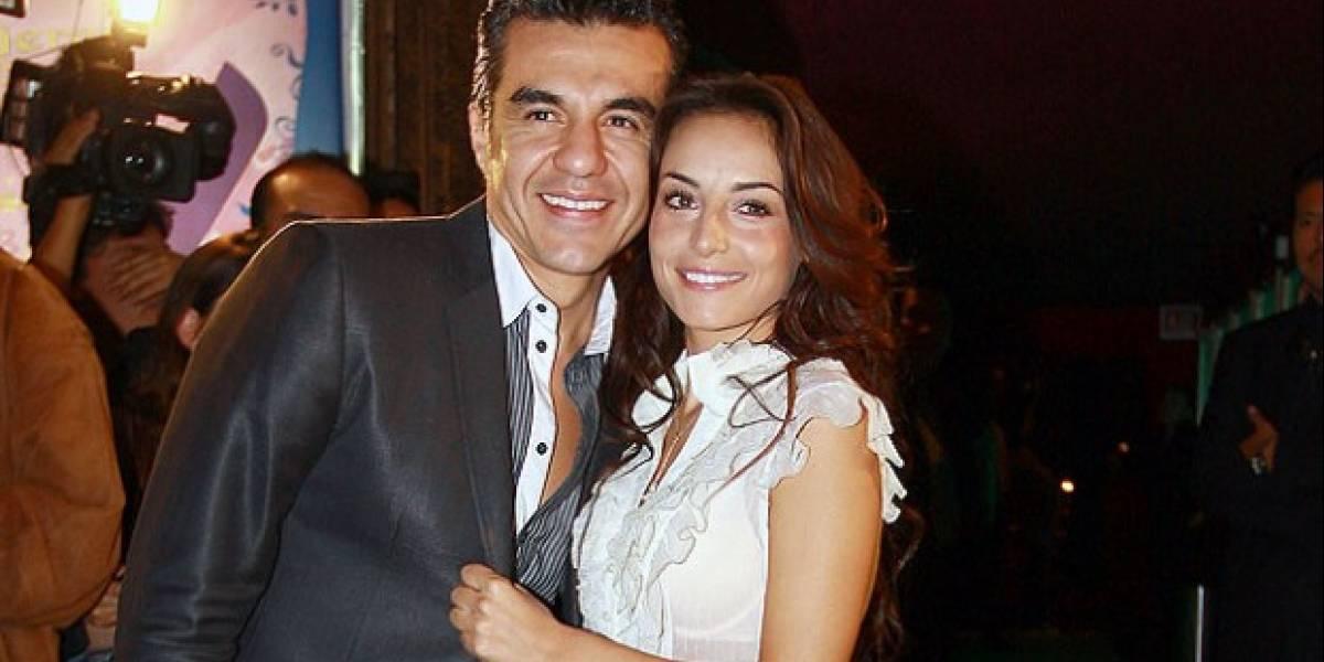 Tras casi morir, Adrián Uribe revive su amor con Marimar Vega