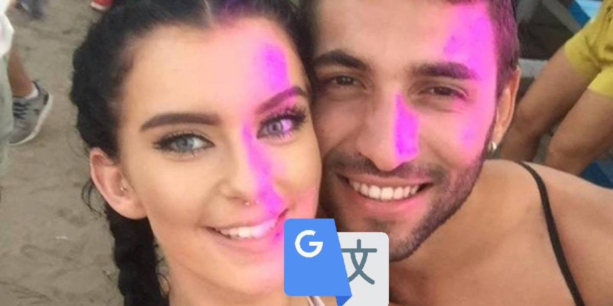 Google hace posible una historia de amor gracias a su traductor