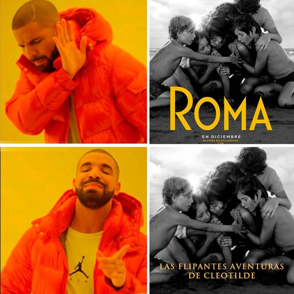 Netflix Roma