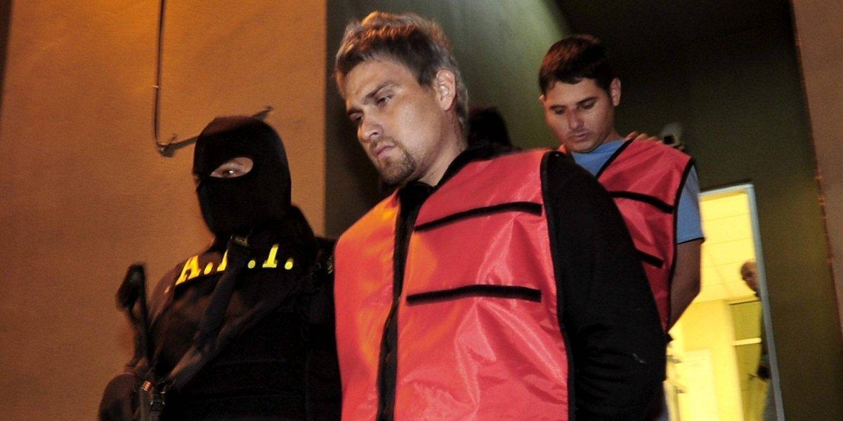 El día que 'Gato' Ortiz confiaba en salir de prisión pronto