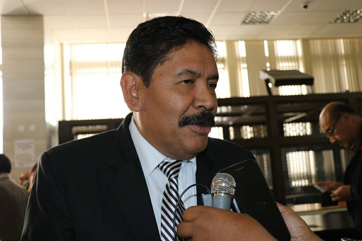 Adolfo Vivar fue alcalde de La Antigua Guatemala. Foto: Proceso GT