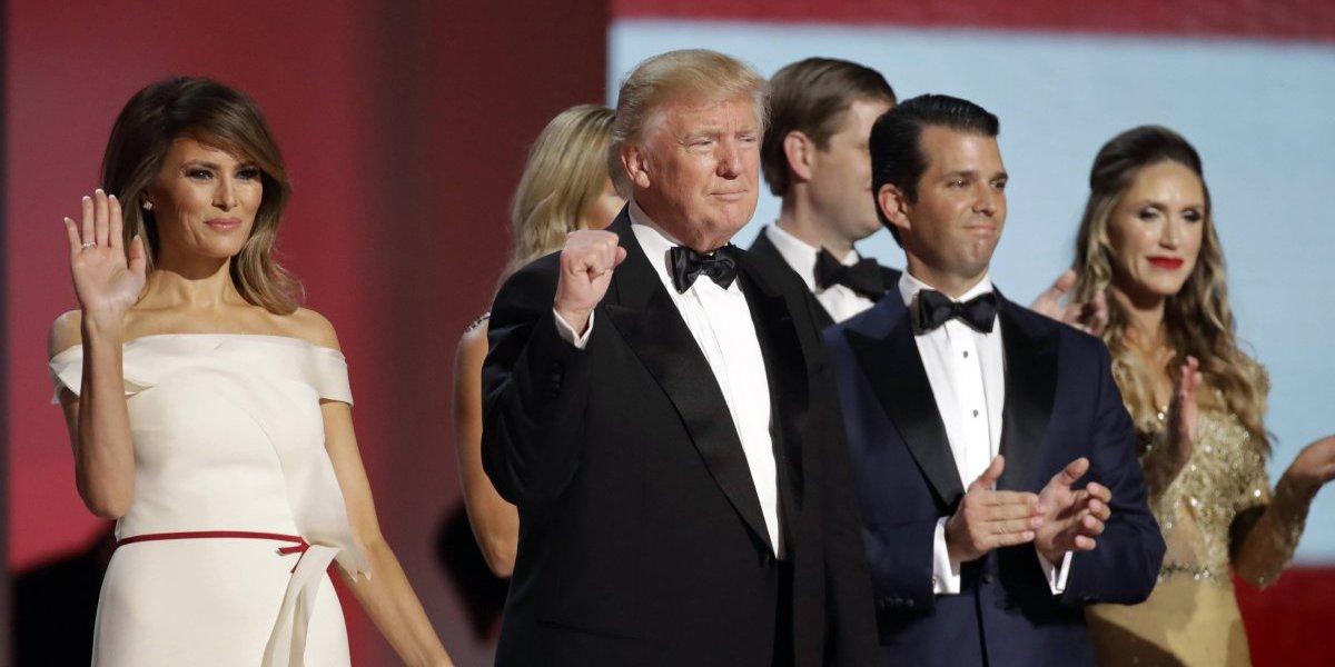 De tal palo tal astilla: hijo de Trump compara el polémico muro con valla de zoológico