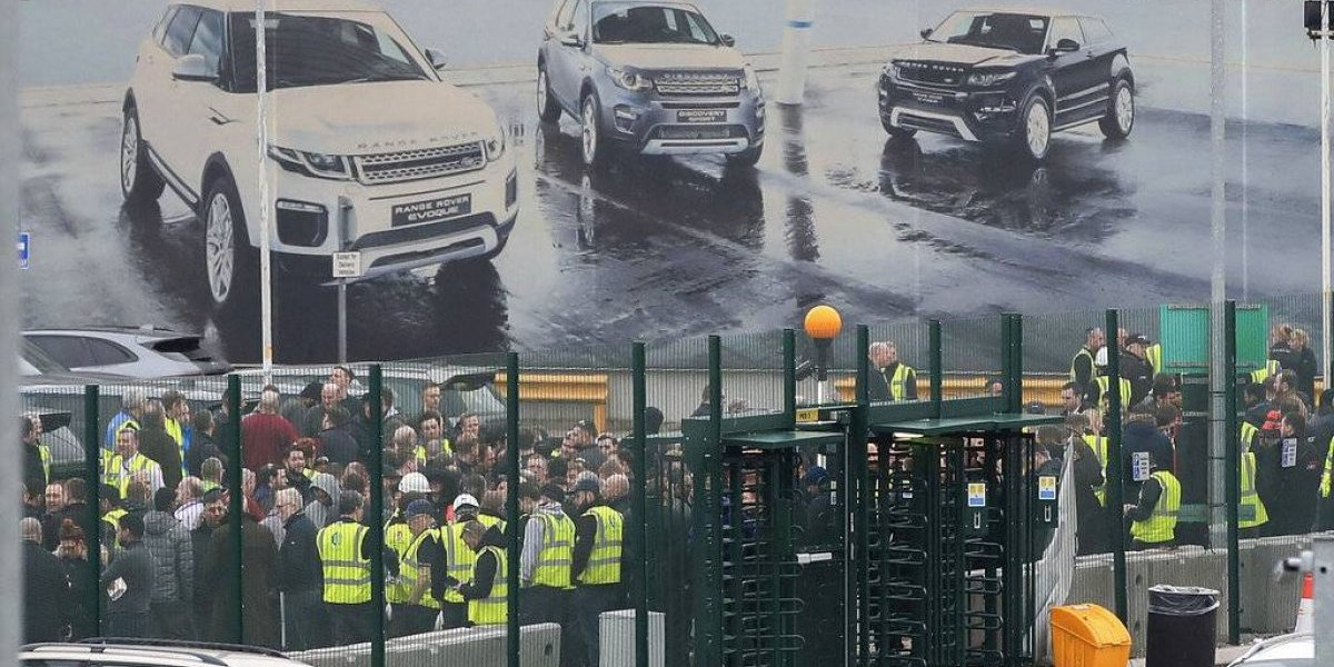Jaguar Land Rover anuncia eliminación de miles de empleos