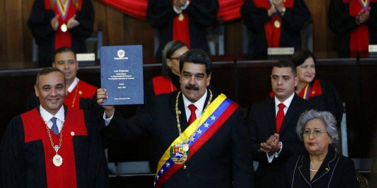 Quiebre total en Venezuela: ¿Qué países rechazan a Nicolás Maduro como presidente y cuáles todavía lo apoyan?