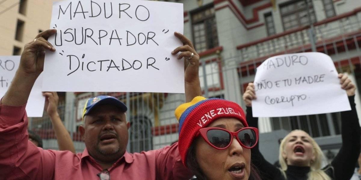 OEA califica como ilegítimo el nuevo gobierno de Maduro en Venezuela