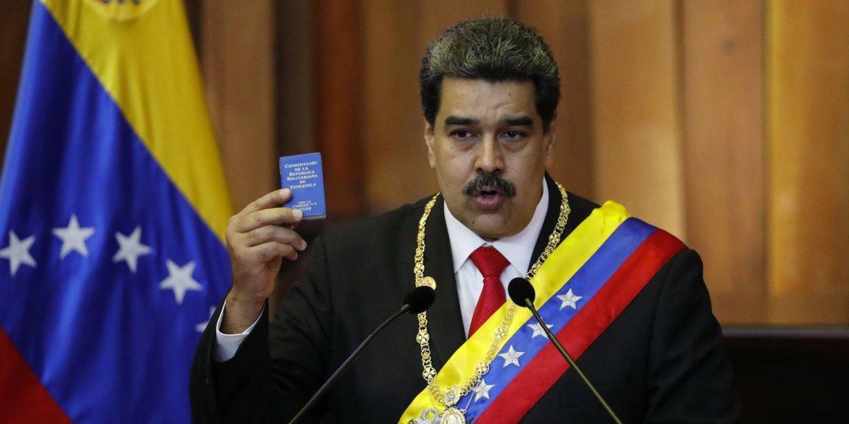 México aún reconoce a Maduro como presidente de Venezuela