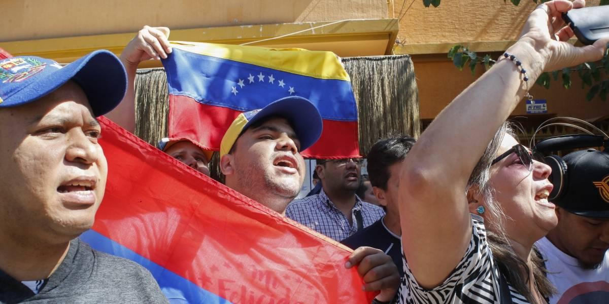 OEA no reconoce la legitimidad del gobierno de Maduro
