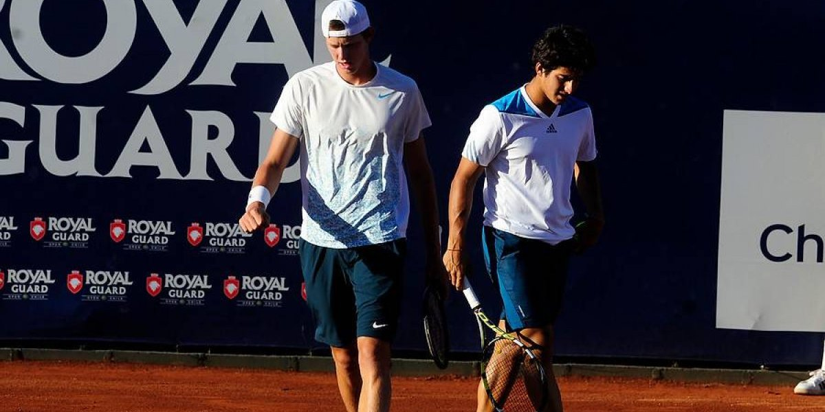 Nicolás Jarry y Christian Garín ya tienen sus rivales definidos para el ATP 250 de Córdoba
