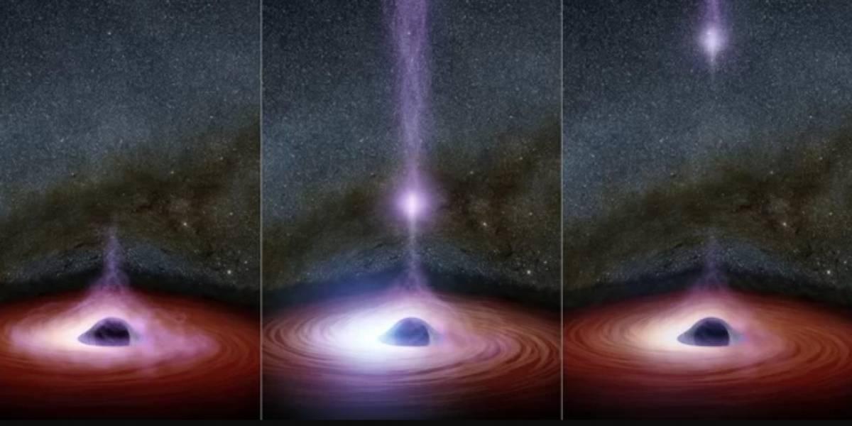 Las huellas de las estrellas destruidas por agujeros negros entregan asombrosas pistas sobre su naturaleza