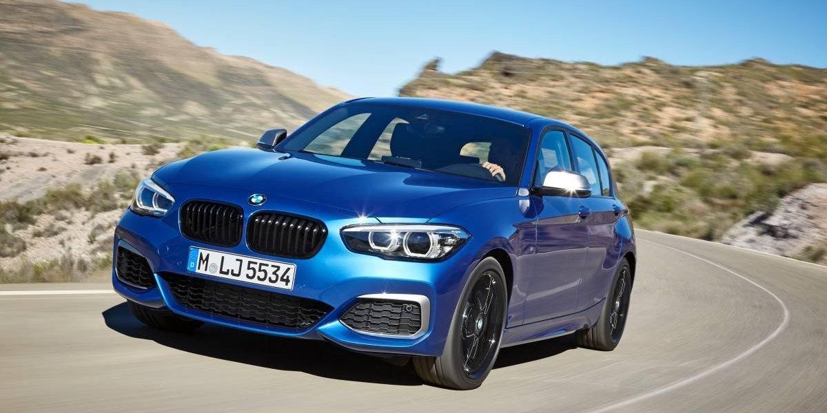 BMW celebra liderato anual de marcas premium en Chile