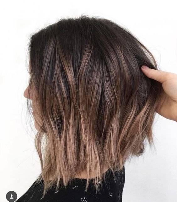 Tintes de cabello para morenas claras 2019