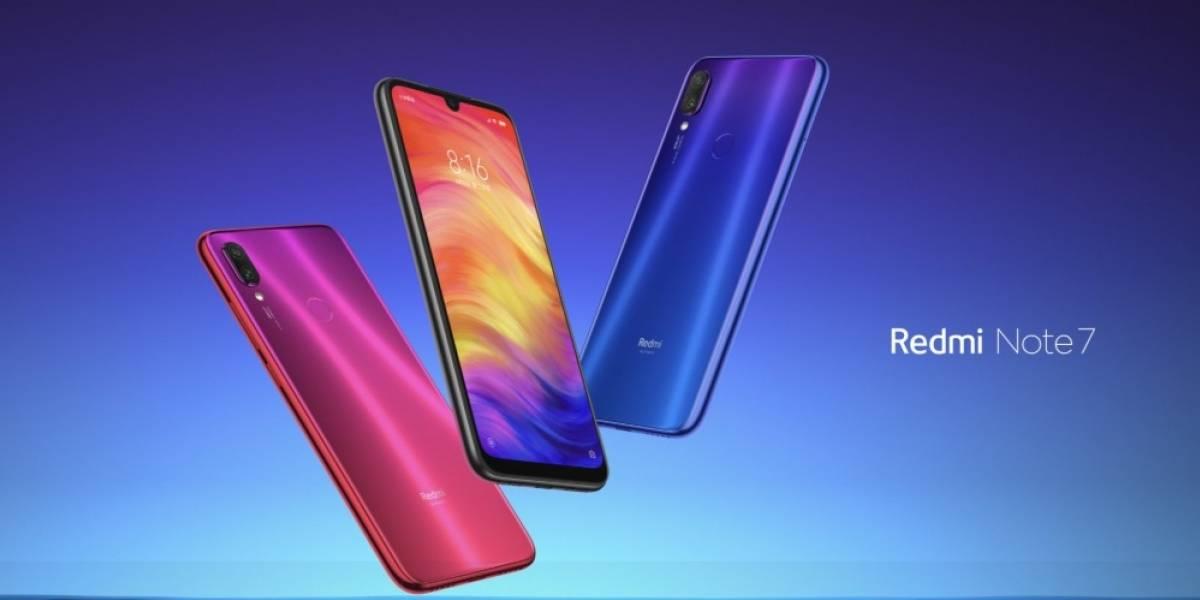 Xiaomi anuncia smartphone Redmi Note 7: aparelho com câmera de 48 MP
