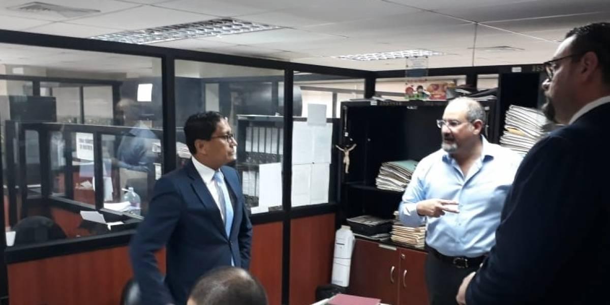 Caso Fausto Valdiviezo: Fiscalía no pudo receptar versión libre y voluntaria de Rafael Correa