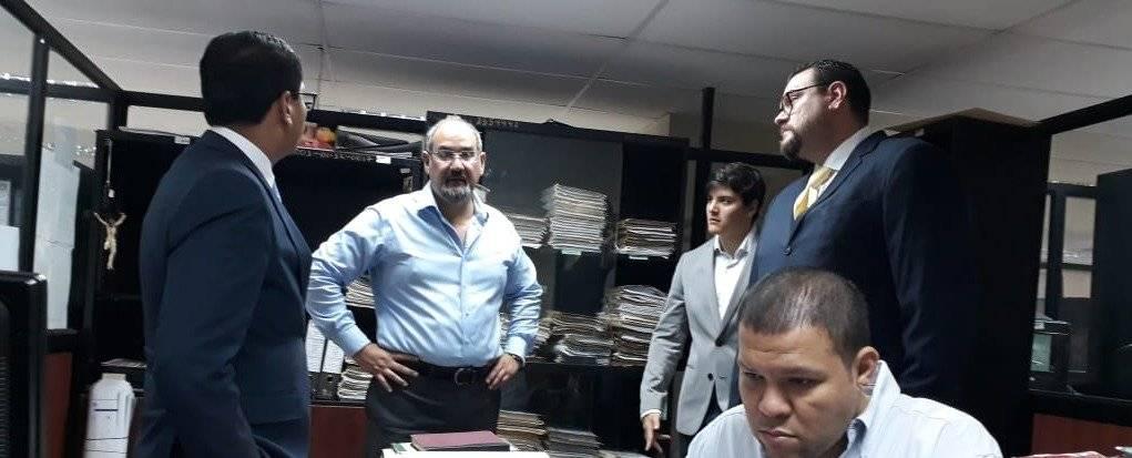 Fiscalía no pudo receptar versión libre y voluntaria de Rafael Correa