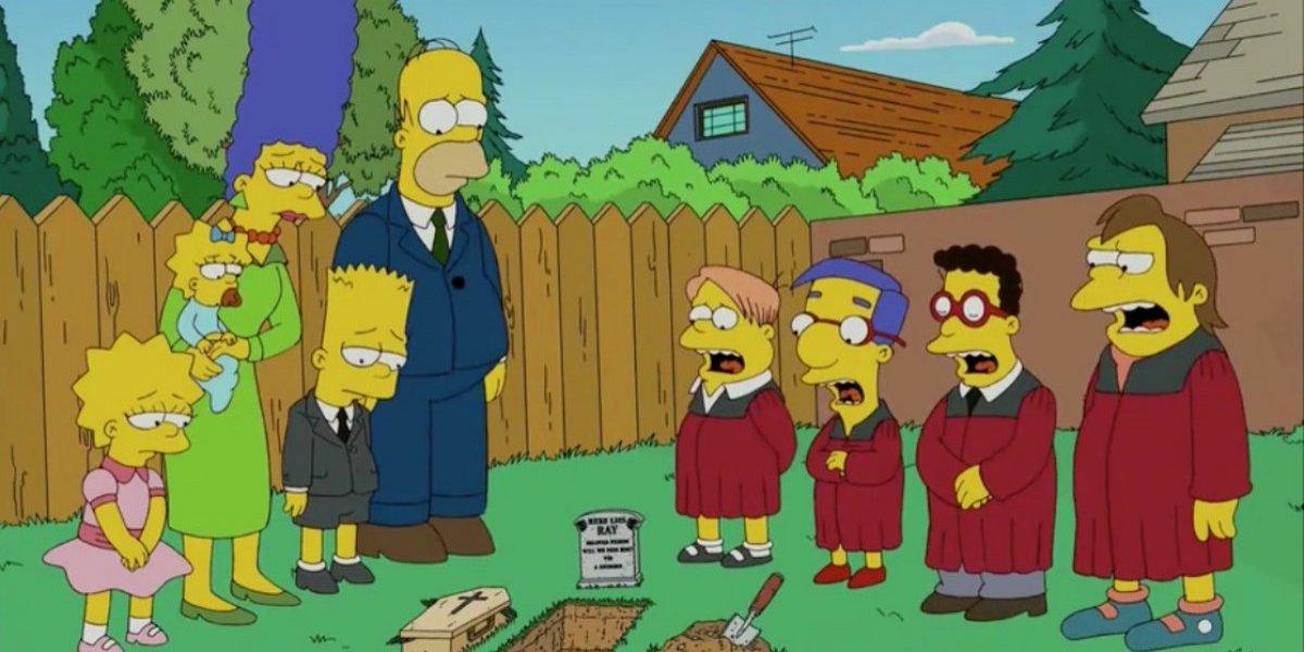 Los Simpson lo hicieron otra vez: guionista admite que predijeron abejas asesinas y coronavirus
