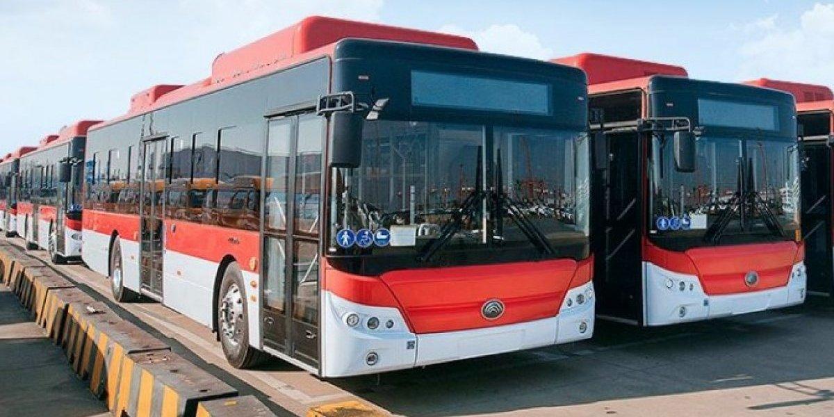 Se amplían la cobertura de los buses eléctricos: nuevas unidades conectarán a Puente Alto con Plaza Italia